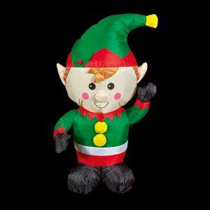 Premier 1.1M Inflatable Elf
