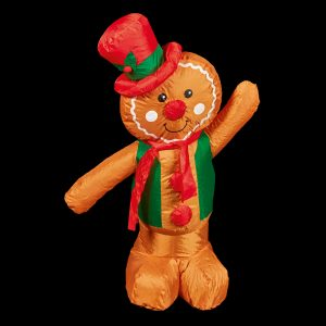 Premier 1.2M Inflatable Gingerbread