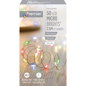Premier 50 BO M-A MicroBrights - Multi-Coloured