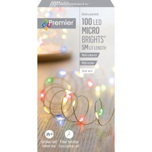 Premier 100 BO M-A MicroBrights - Multi-Coloured