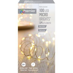 Premier 100 BO M-A MicroBrights - Warm White