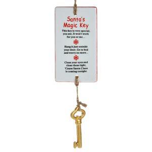Premier 11cm Santas Magic Key