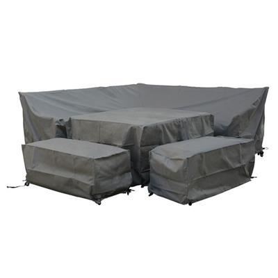 Bramblequest Square Sofa Corner Set Cover CVMS2X