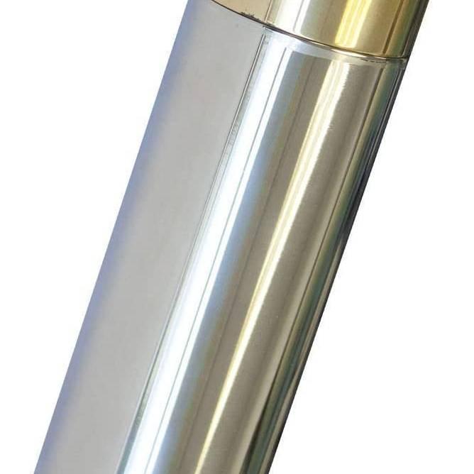 Bisley Cartridge Spirit Flask with funnel
