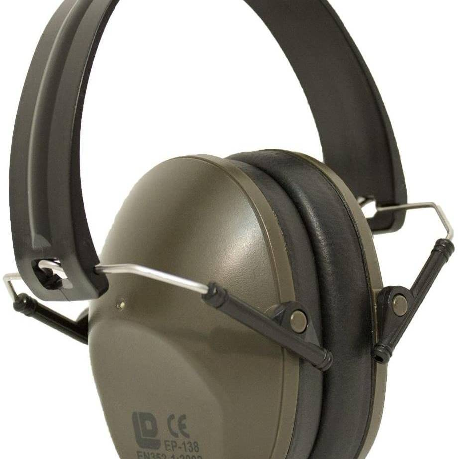 Bisley Compact Shotgun Ear Defenders/Muffs