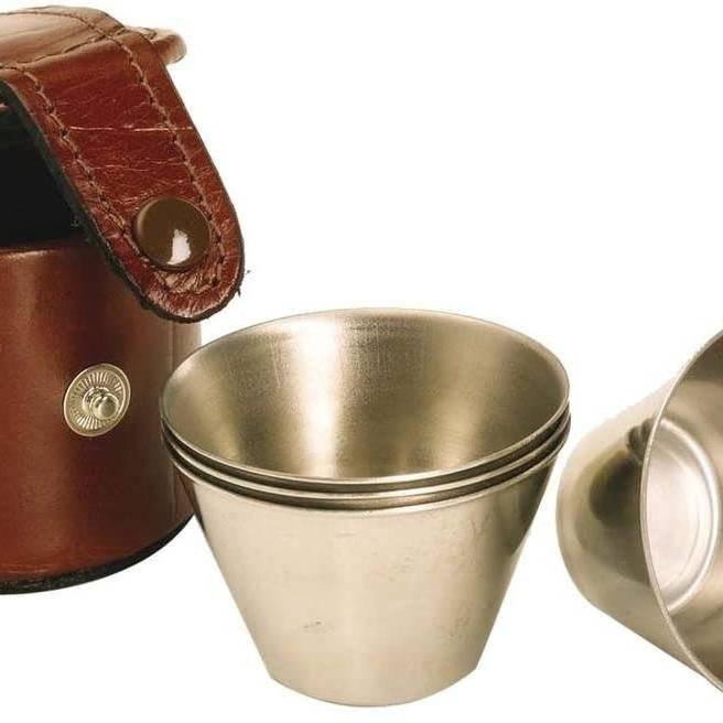 Bisley 1oz Cup Set of 4